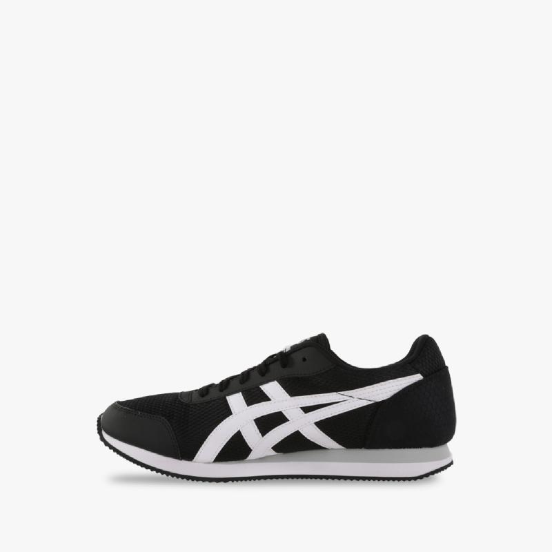 Asics Tiger Curreo II Unisex Lifestyle Shoes Black