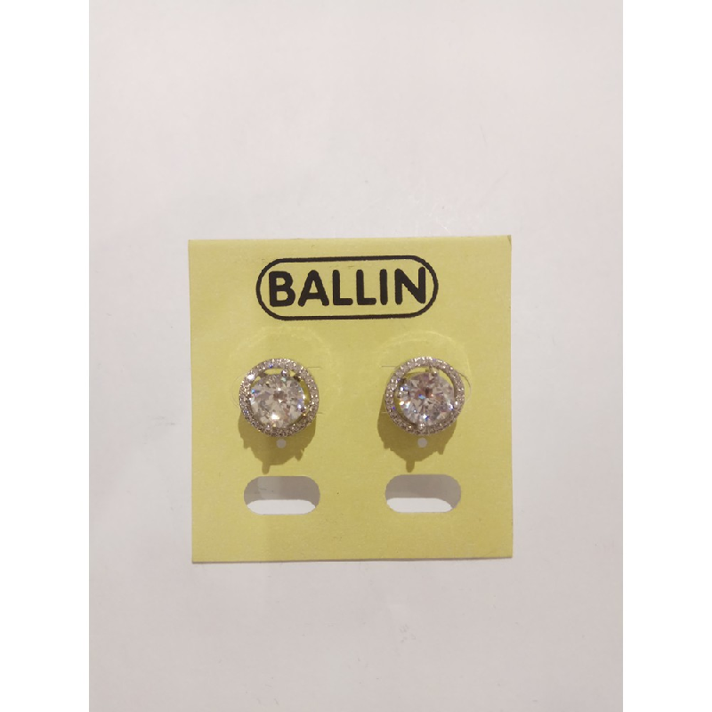 Ballin Women Earing FF-E00575 Silver
