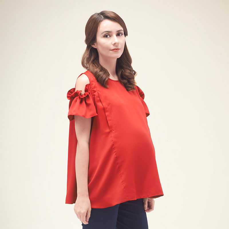 Dianne Maternity & Nursing Top