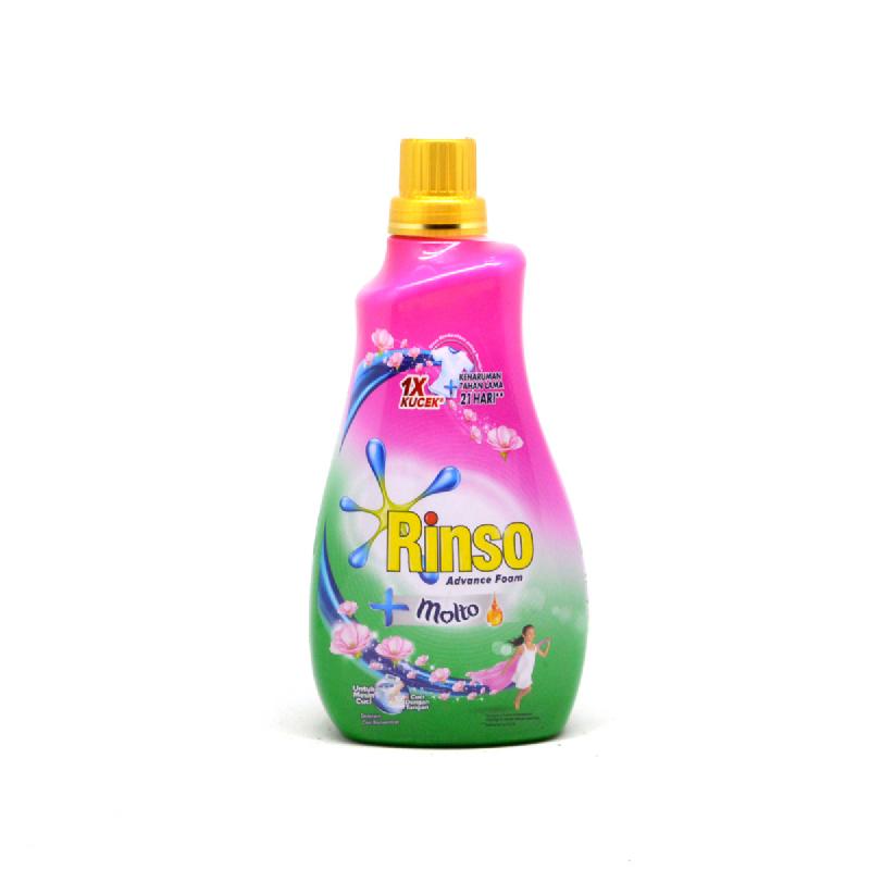 Rinso Molto Cair Botol 1000 Ml