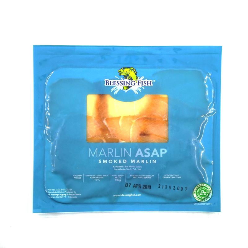 Blessing Fish Marlin Asap 100 gr