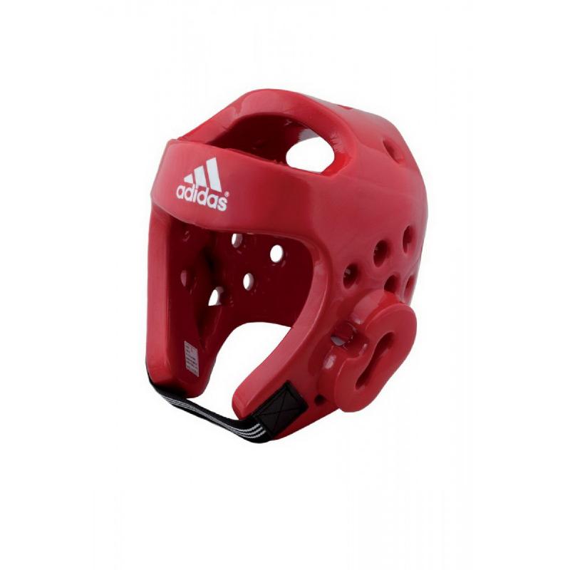 Adidas Combat Head Guard Tkd Red