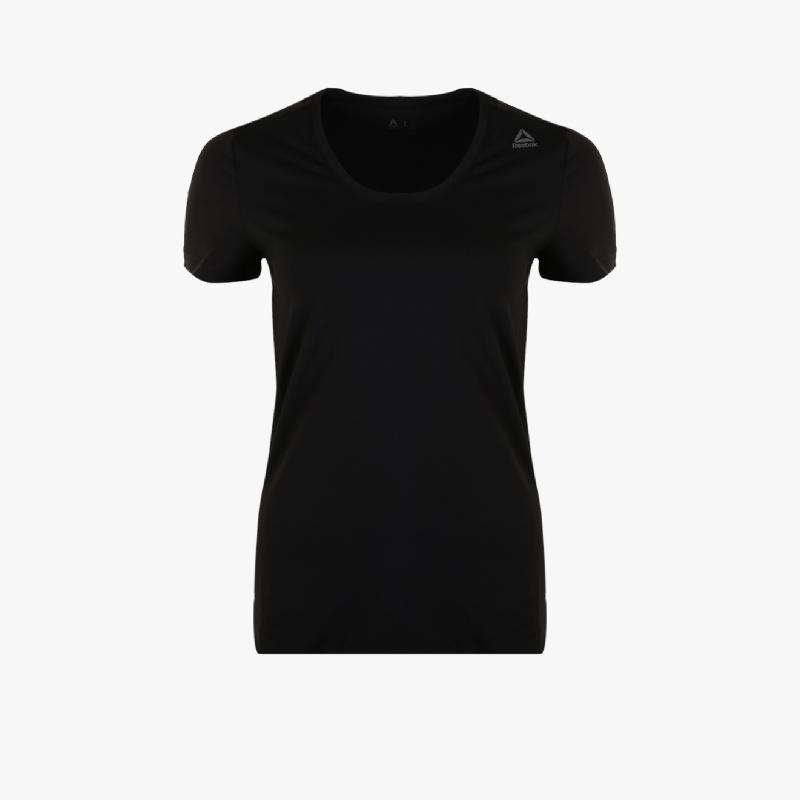 Reebok Workout Ready Speedwick Women Tee Black
