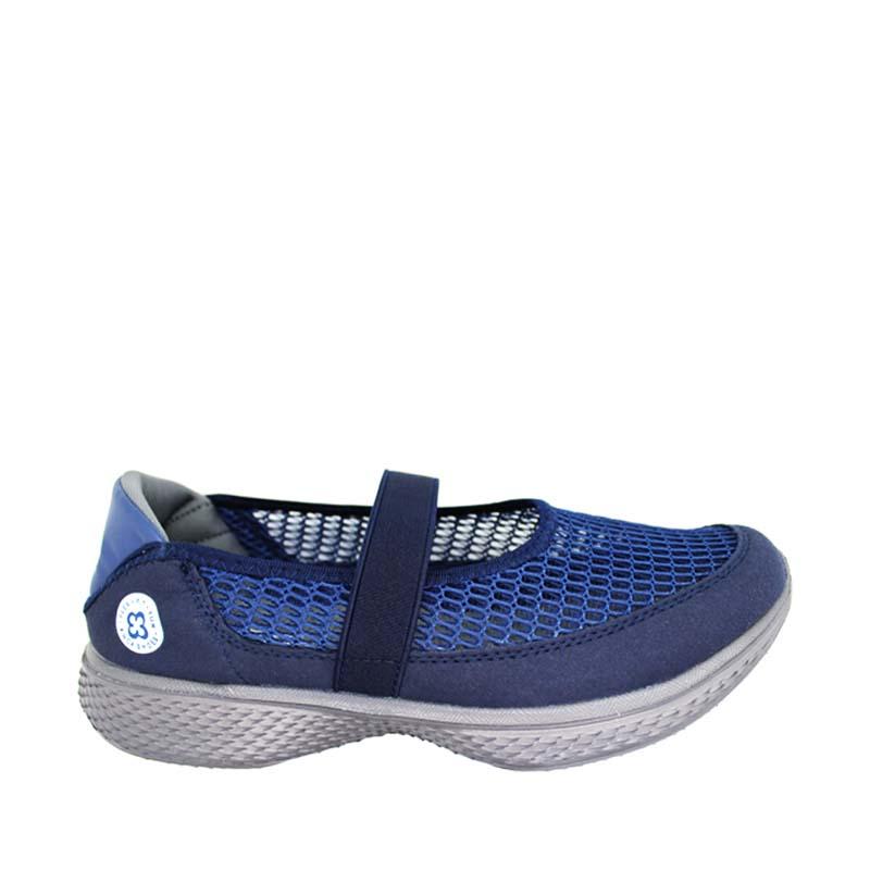 Anca Slip On Shoes V55-277 Navy