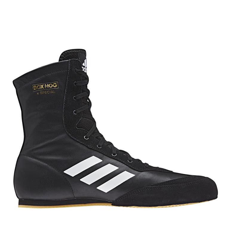 Adidas Combat Bog Hog X Special Boxing Black Gold
