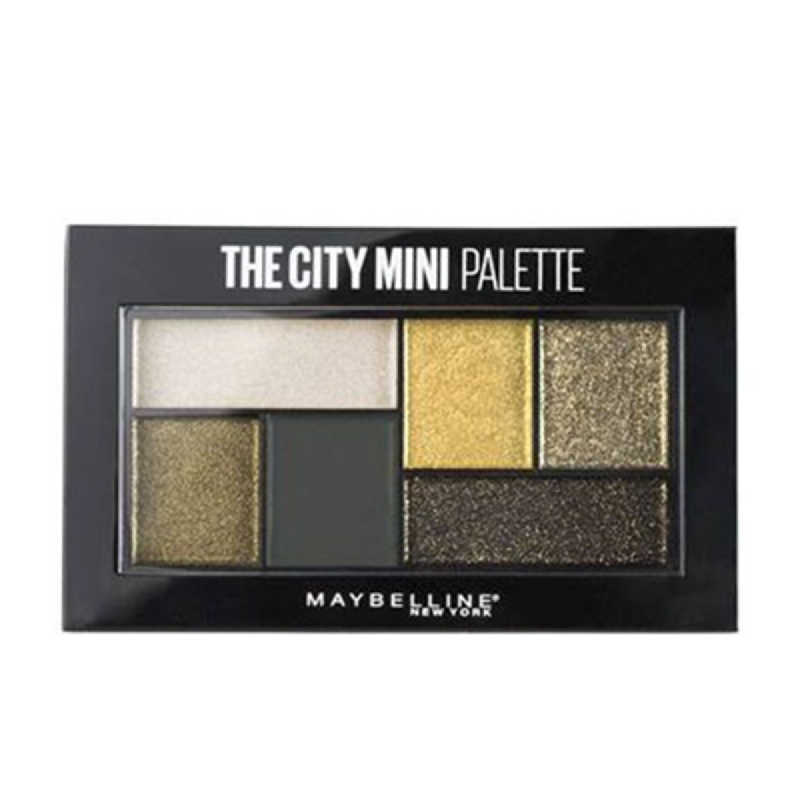 Maybelline Eye Shadow The City Mini Palette - Urban Jungle