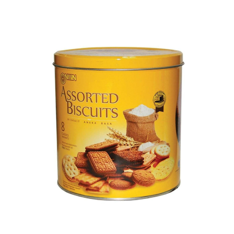 Nissin Yellow Assorted 700g