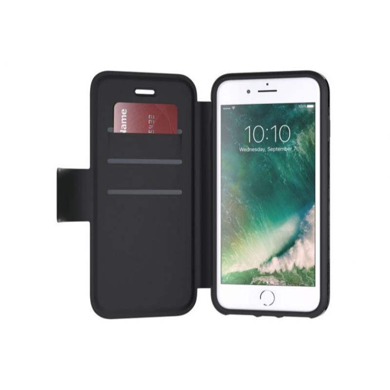 Survivor Adventure Wallet Style for iPhone 7+, 7+ Dual, 6s+, 6+ in Black (GB42814)