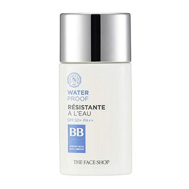 The Face Shop Waterproof BB SPF0+ PA+++ No. 201
