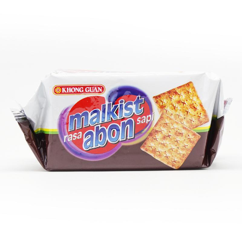 Khong Guan Malkist Abon 145G [Pack]