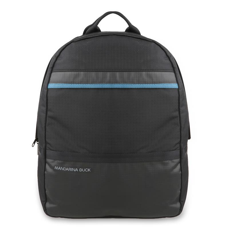 Mandarina Duck Rebel 151 FRT06 Backpack - 651 Black