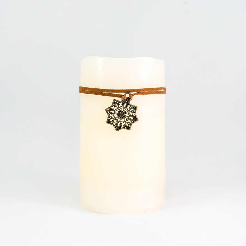 Asna Mediterranean Electric Candle Medium
