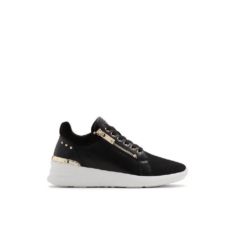 Aldo Ladies Sneakers Wieclya 001 Black