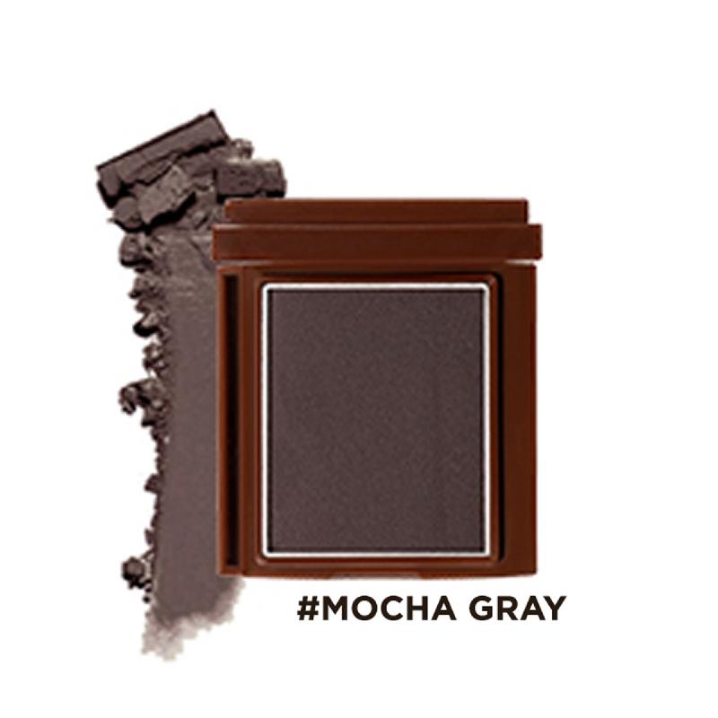 16brand Brickit Shadow Matt Line - Mocha Gray