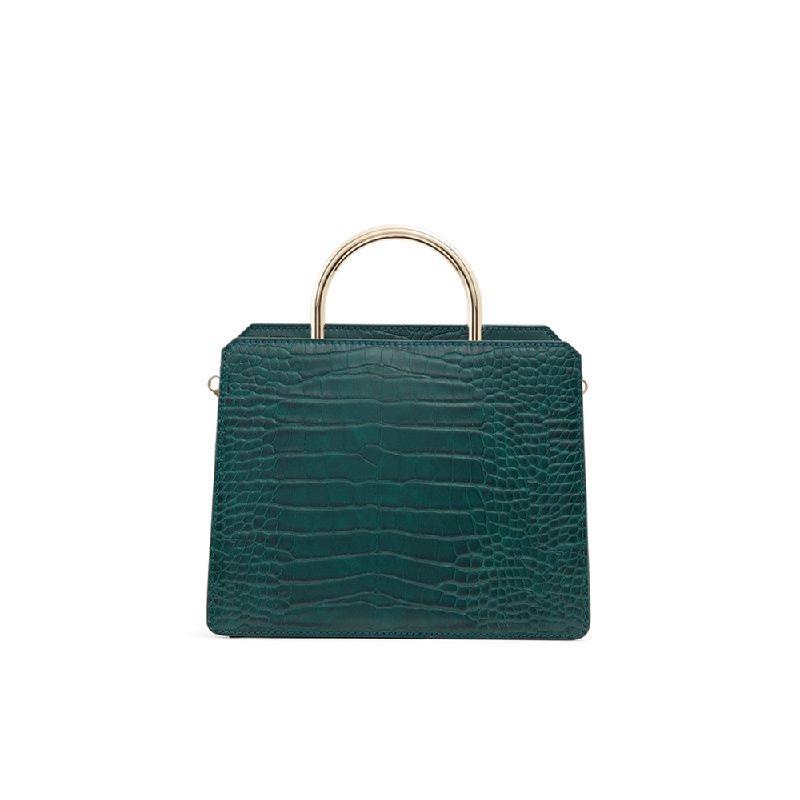 Aldo Ladies Handbags LEBETH-301 Dark Green