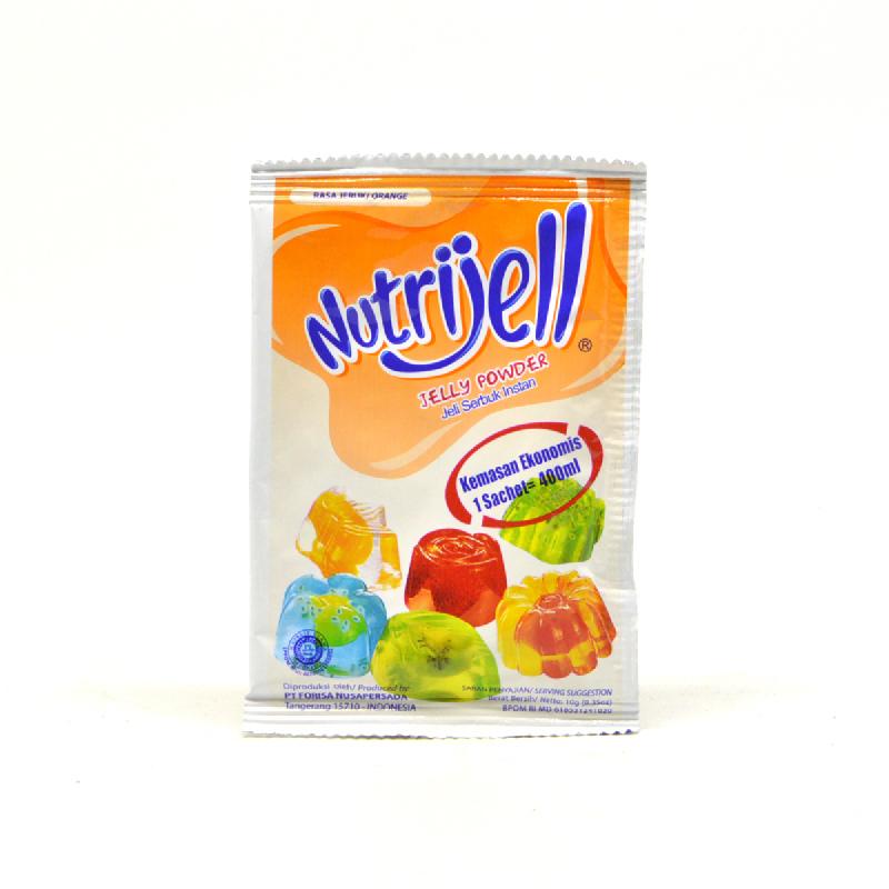 Nutrijell Ekonomis Orange 10 Gr