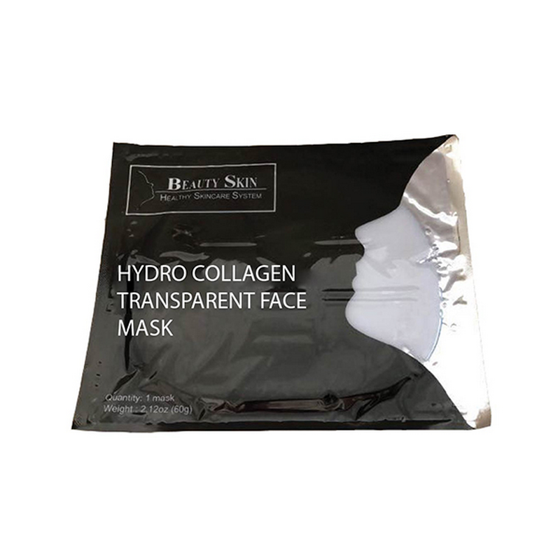 Beauty Skin Hydro Collagen Transparent Face Mask
