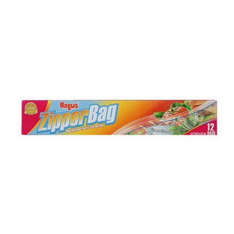 Bagus Zipper Bag 33 X 40 Cm 12 S