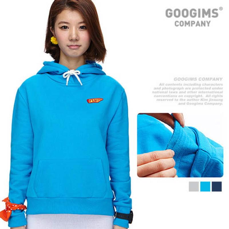 1122_Fly Cap Hoodie Shirt (G13SMHT202) Light Blue