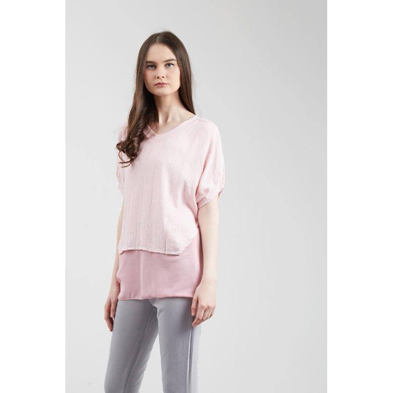 Francois Vilseck Top in Pink