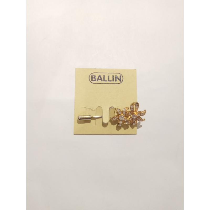 Ballin - Women Brooch NM LP120009 B1.G Gold