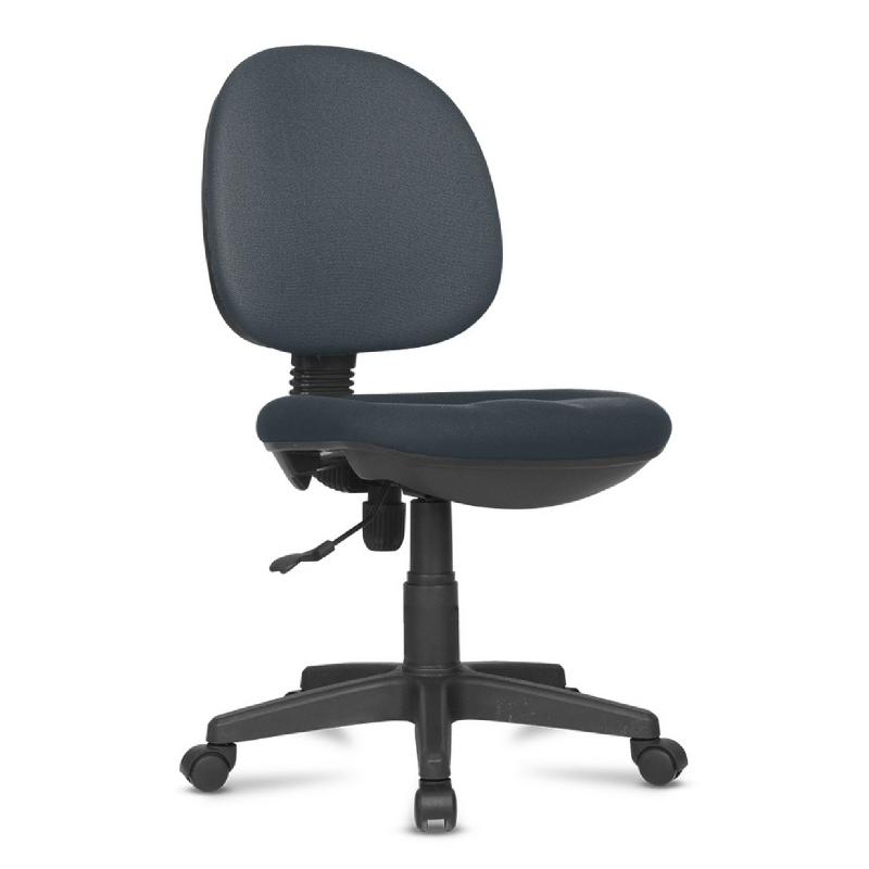Kursi kerja kursi kantor BK Series - BK23 Silent Gray