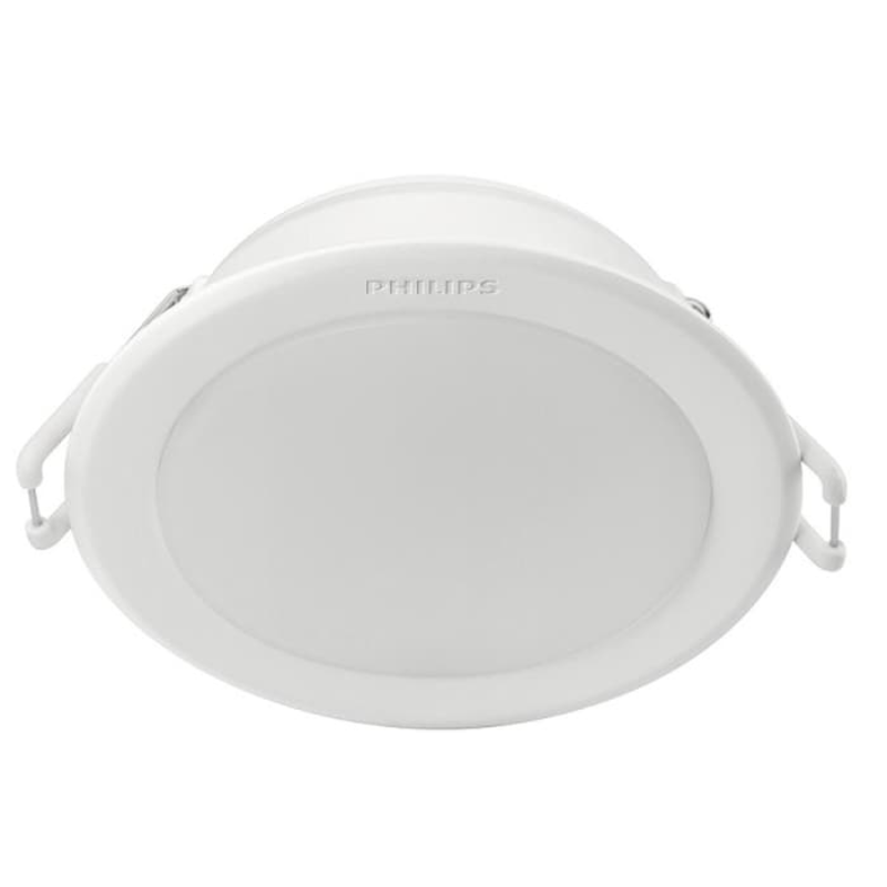 Philips Downlight - 59202 MESON 105 7W 30K WH Recessed LED Kuning