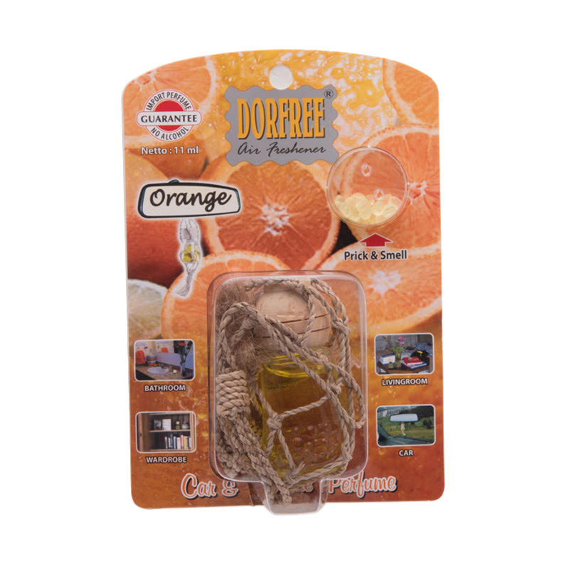 DORFREE Car & Home 11ml Orange