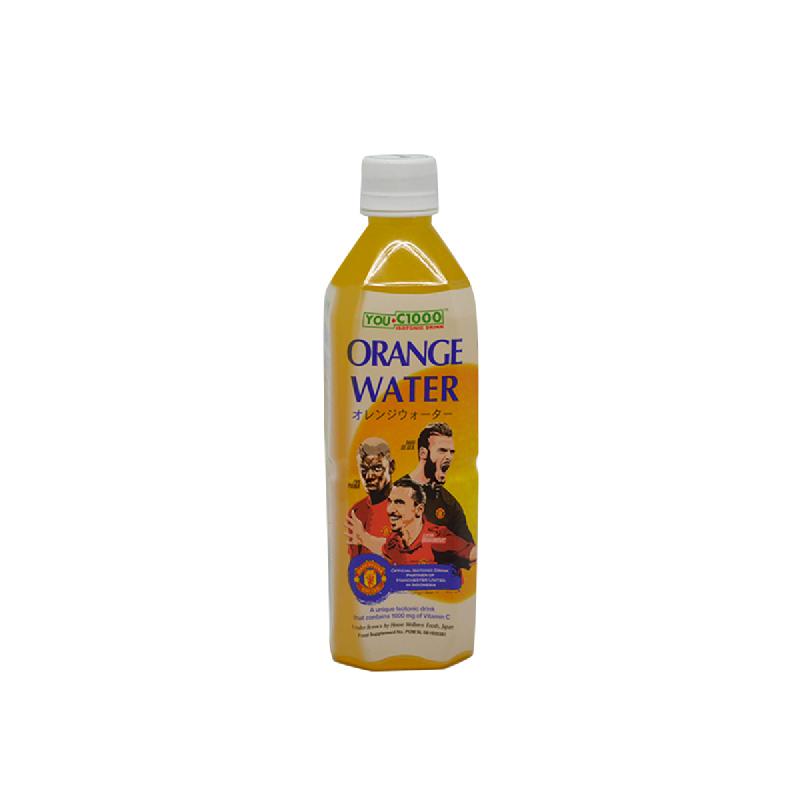 You C Orange Water 500Ml