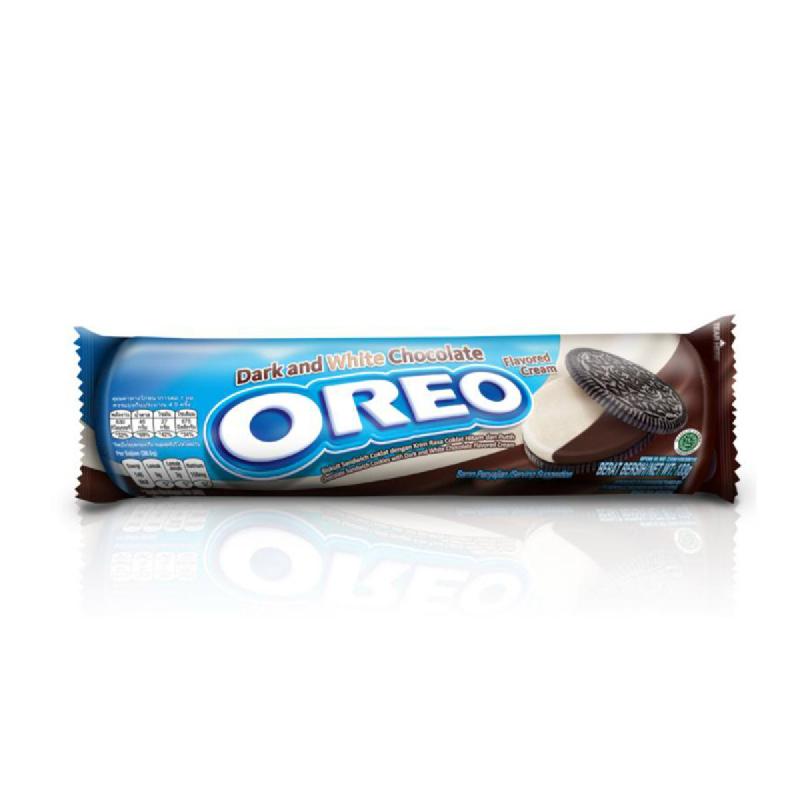Oreo Dark & White Choc 137G