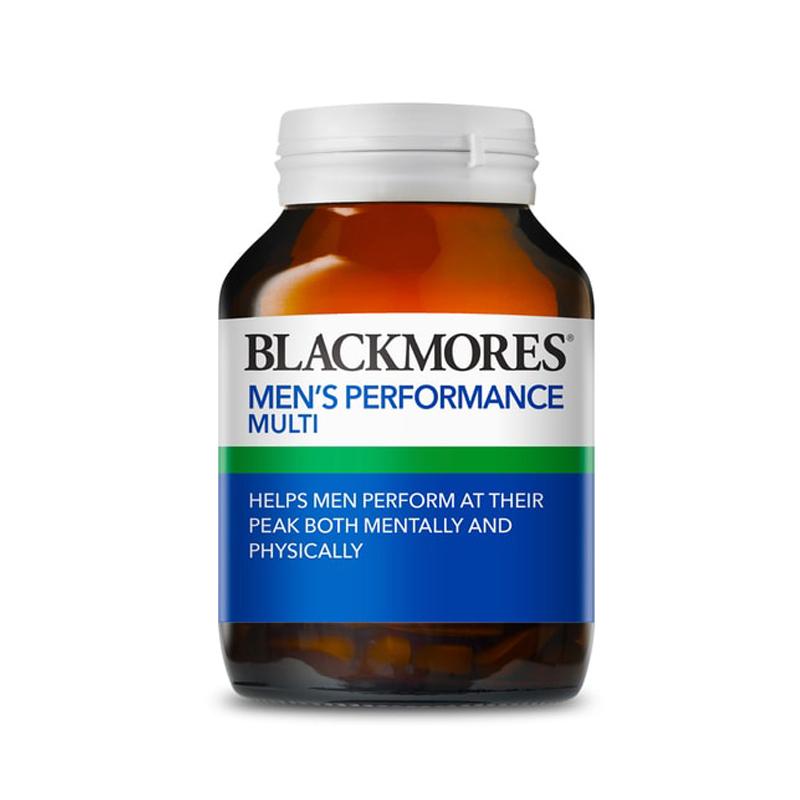 Blackmores Men Performance Multi 50 Tablets