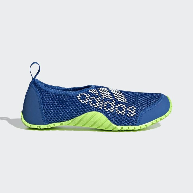 Adidas Terrex Kurobe Water Slippers EF2239 Glory Blue