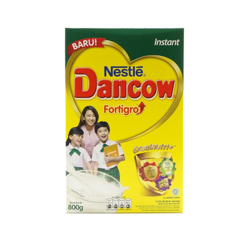 Dancow Instant Enriched Bib 800g