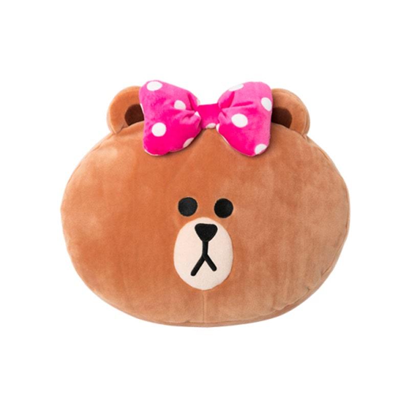 Choco Soft Cushion (30cm)