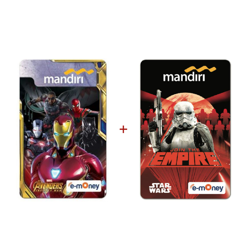 Avengers - Iron Man + Han Solo - Empire