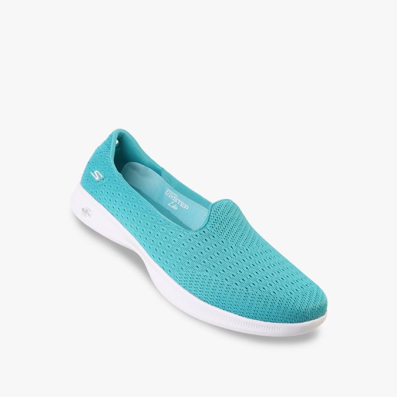Skechers GO STEP - Origin Women Sneaker Shoes Turqoise