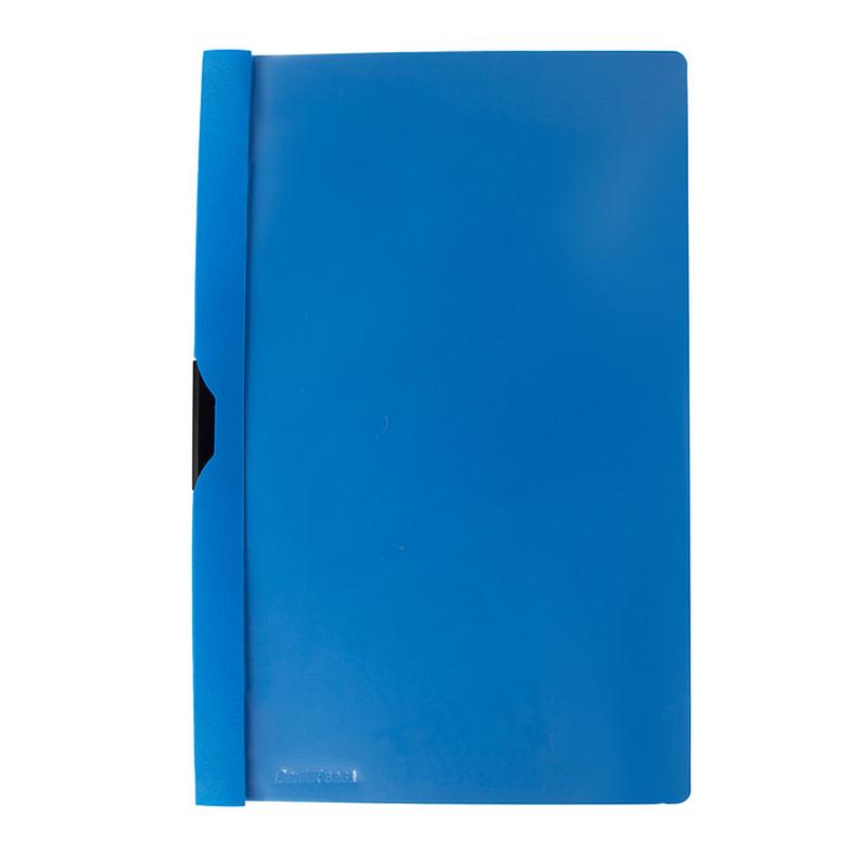 Bantex Clip File A4 metal clip Cobalt Blue -3260 11