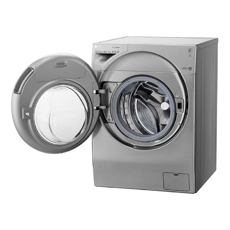 LG Washing Machine - TwinWash FG1612H2V with TG2402NTWV 1101533