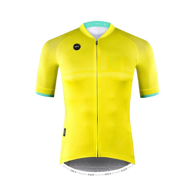 Gobik CX Pro Unisex SN Glow Lime Jersey
