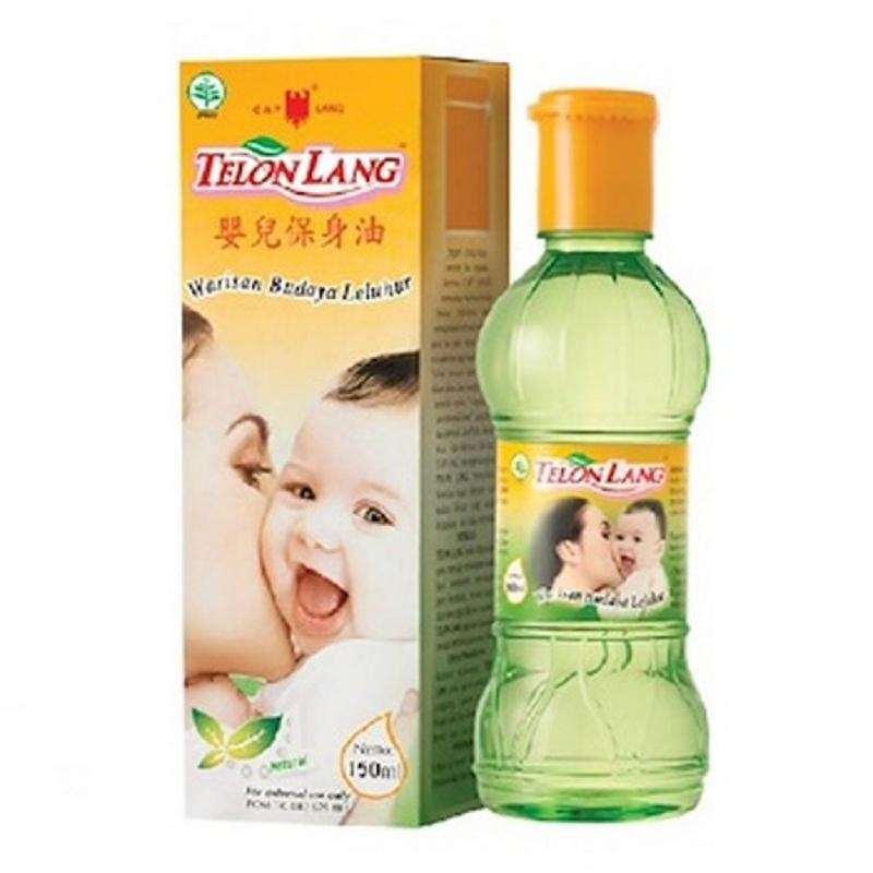 Cap Lang Minyak Telon 150 ml