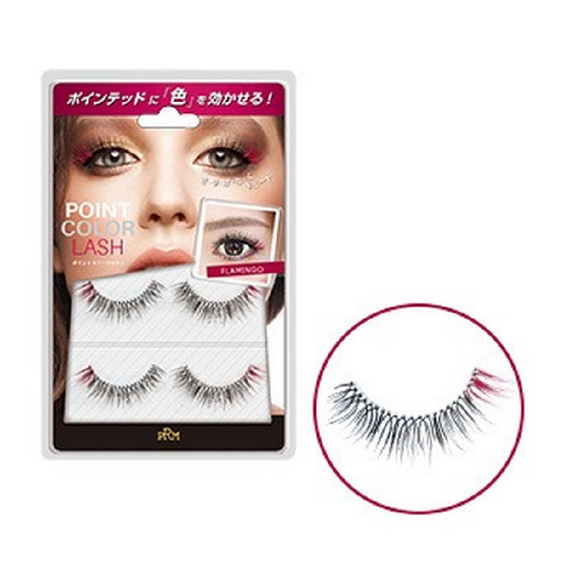 Lucky PCM 582 Point Colored Eyelash (2 pairs)