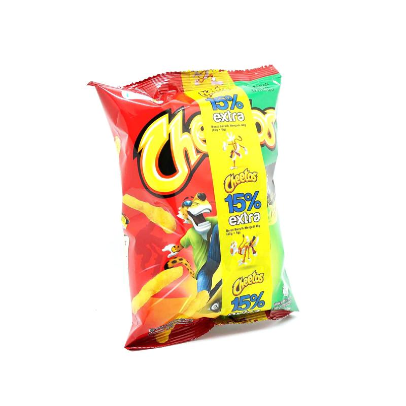 Cheetos Twist Roasted Corn 40 Gr