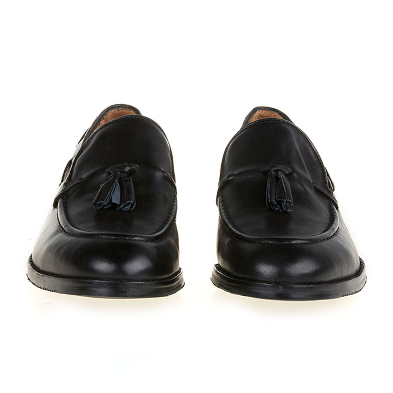 Ftale Silvio Men Shoes - Black