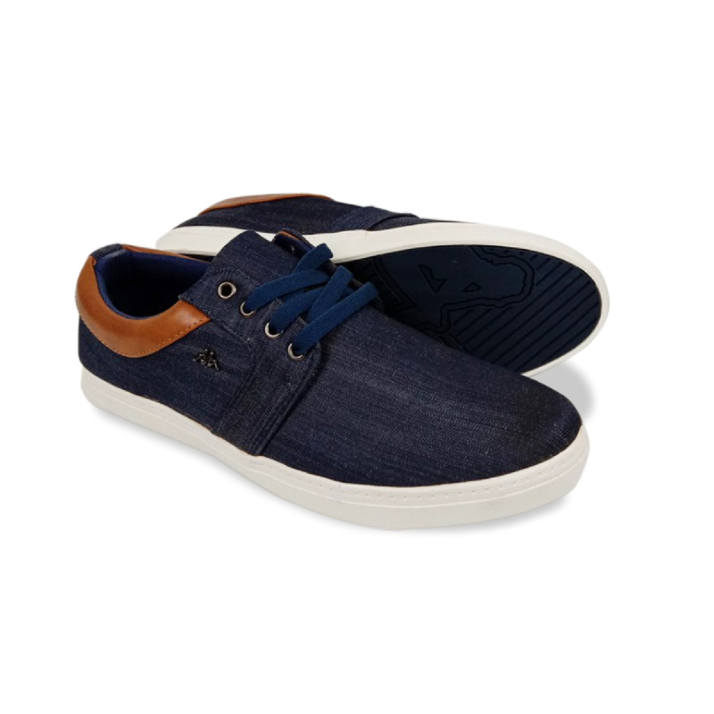 Kappa M-002 Sneaker Shoes - Navy