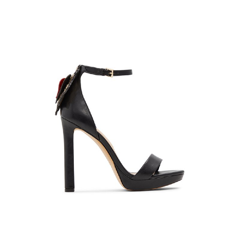 ALDO Ladies Heels VALENTINI-001 Black