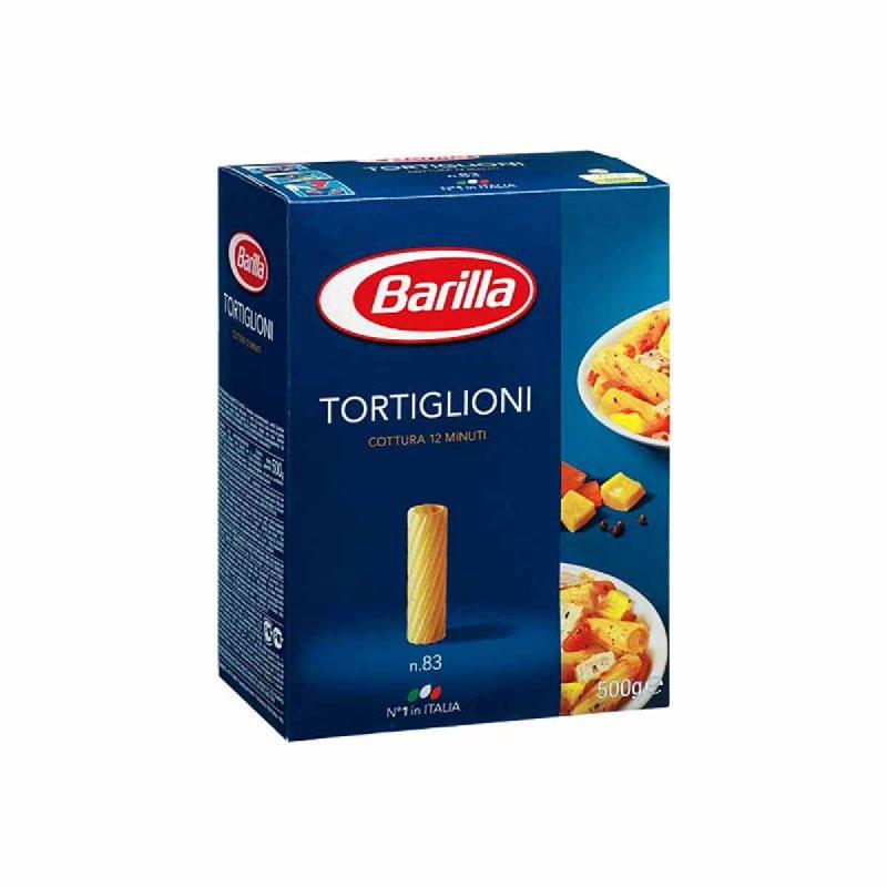 Barilla Tortiglioni 500 Gr