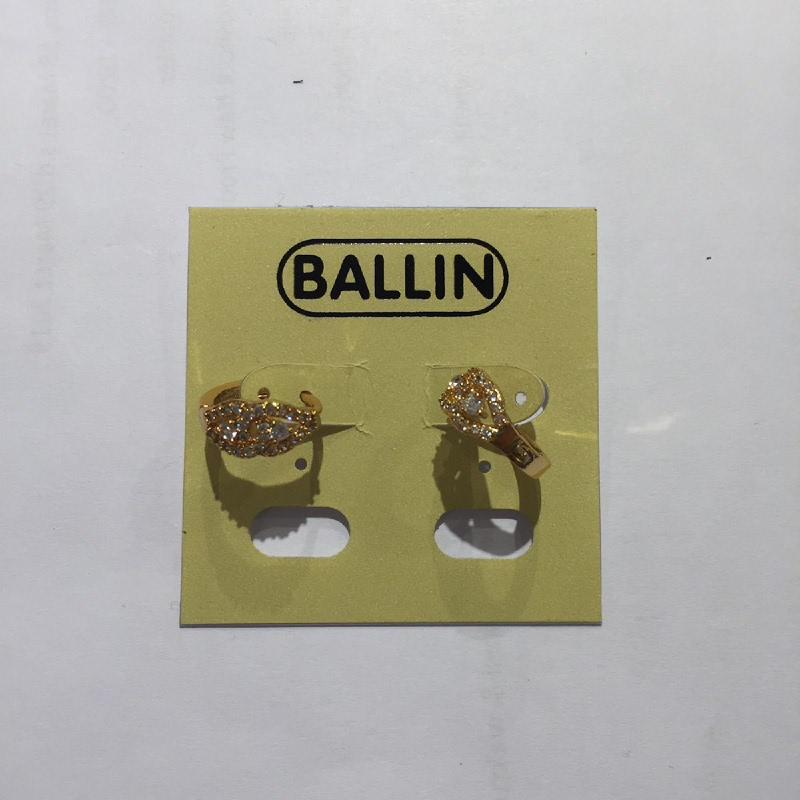 Ballin Women Earing FF-E0132G Gold