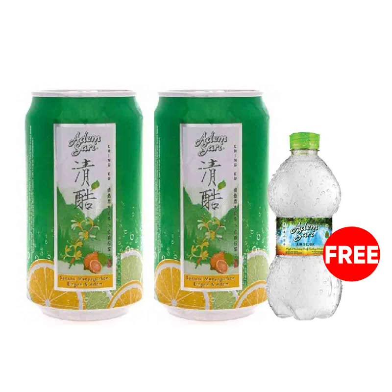 Adem Sari Ching Ku 320Ml (Buy 2 Get 1 Free)