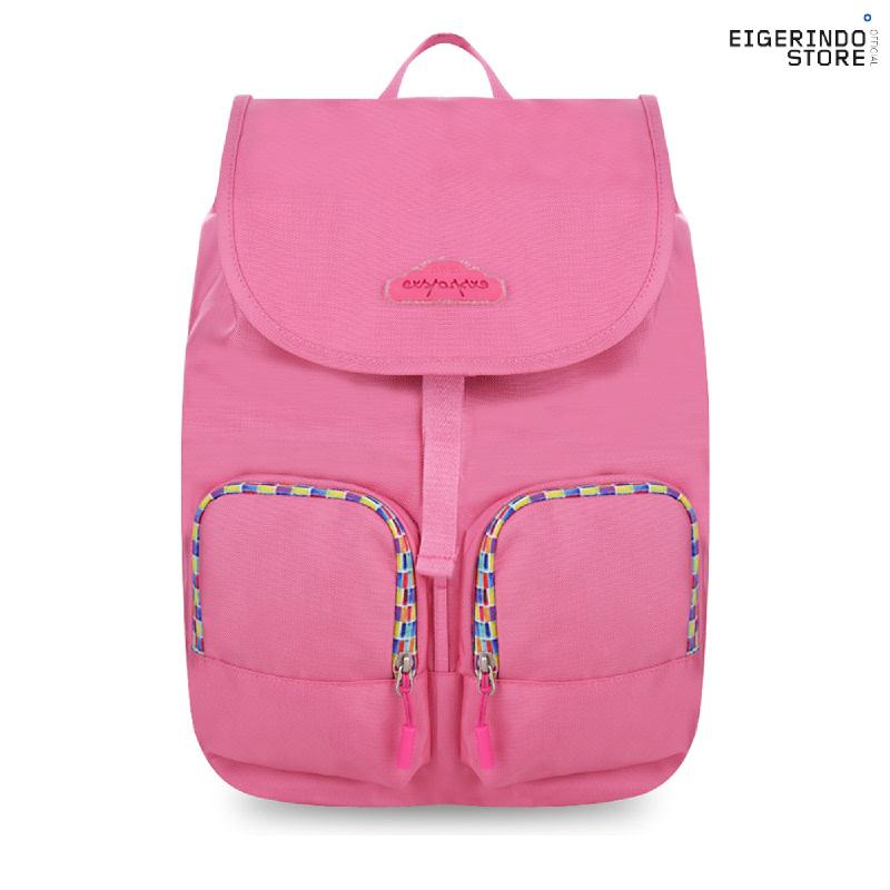Exsport Zipper Color Citypack - Pink