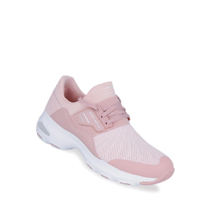 Skechers DLites Ultra - Take A Stand Women Sneakers Shoes Pink